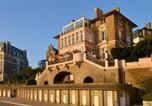 Hôtel Plage de Saint-Lunaire - Hotel Villa Reine Hortense-3