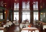 Hôtel Villegusien-le-Lac - Hotel De La Poste-4