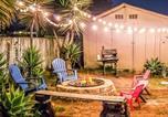 Location vacances Lompoc - Updated Cottage - Backyard Firepit - Near Beach home-1