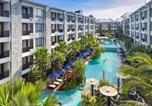 Villages vacances Legian - Courtyard by Marriott Bali Seminyak Resort-1