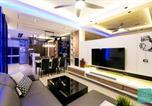 Location vacances Ipoh - Jomstay Majestic Premier Suites-3
