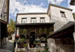 Hôtel Ioannina - Stavraetos-2