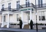 Hôtel Paddington - Park Avenue Bayswater Inn Hyde Park-4