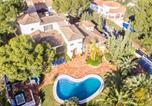 Location vacances La Nucia - Luxury Villa with Private Pool and Jacuzzi in L'Albir-3