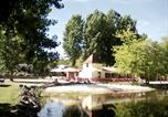 Camping avec Piscine couverte / chauffée Saint-Félix-de-Bourdeilles - Camping Etangs de Plessac-1
