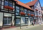 Location vacances Göttingen - Hotel Deutsches Haus-3