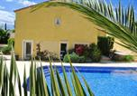 Location vacances Port-de-Bouc - Villa with 5 bedrooms in Sausset les Pins with wonderful sea view private pool enclosed garden 500 m from the beach-1