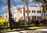 Hôtel Ustka - Dom Wypoczynkowy Słoneczna-1