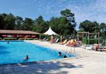 Camping avec Club enfants / Top famille Aquitaine - Camping Les Genêts-1