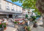 Hôtel Rocbaron - Hotel Restaurant des Maures-1
