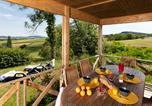Camping avec Piscine Saône-et-Loire - Sites et Paysages Le Village des Meuniers-3