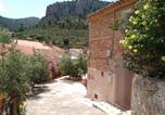 Location vacances Liétor - Casas de los Abuelos. Casa de las Rocas-3