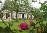 Hôtel Eure - Chambre Du Panorama-3