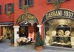 Hôtel Cadempino - Hotel Gabbani-2