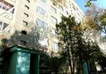 Location vacances Almaty - One-Bedroom Apartment on Pushkina-1