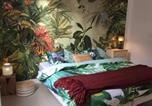 Location vacances Avon-les-Roches - Studio Jungle-1