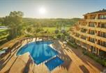 Hôtel Olivenza - Ilunion Golf Badajoz-1