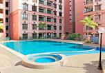 Location vacances Kota Kinabalu - Ideal Holiday Apartment @ Marina Court Resort Condominium-1