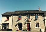 Hôtel Magnac-Bourg - La Bouchère 33-1