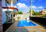 Location vacances  Maurice - Apartment Avenue des colombes - 2-1