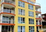 Location vacances Balchik - Atrium Complex Apartment-1