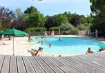 Camping Forcalquier - Camping Forcalquier Les Routes de Provence-1