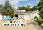 Location vacances Midvale - Cottonwood Vacation Homes by Utah's Best Vacation Rentals-1