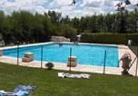 Camping avec WIFI Estaing - Camping Village de Vacances Lac Saint Georges-1