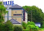 Hôtel Cysoing - Le Manoir-2