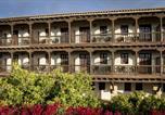 Hôtel Fuentespalda - Parador de Tortosa-3