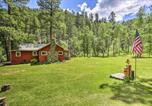 Location vacances Hot Springs - Historic 'Grizzly Gulch Cabin' Near Mt. Rushmore!-1