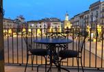 Location vacances Moià - Apartaments Vicus 3 con vistas a la Plaza Mayor de Vic-1
