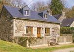 Location vacances Langonnet - One-Bedroom Holiday Home in Trebrivan-1