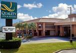 Hôtel Warner Robins - Quality Inn & Suites near Robins Air Force Base-1