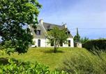 Location vacances Presqu'île de Crozon - House Villa postolonnec-1