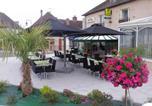 Hôtel Bannegon - Hotel Chez Chaumat-4