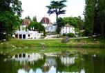 Hôtel Verteuil-d'Agenais - Chateau Lacanaud-2