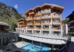 Hôtel Täsch - Alpenhotel Fleurs de Zermatt-1
