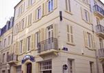 Hôtel Villerville - Hotel Le Reynita-1