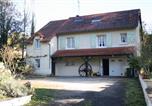 Hôtel Lac de Saint Pardoux - Chambre d'Hôtes Les Chênes-1