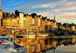Location vacances Basse-Normandie - Le Bellevue Honfleur-3