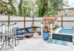 Location vacances Tybee Island - 707 2nd Avenue House-1