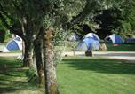 Camping avec Piscine Sillé-le-Philippe - Camping Les Tournesols-4