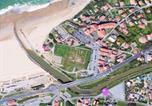 Location vacances Bord de mer de Bidart - Apartment Lagarrosse-2