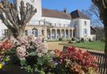 Hôtel Haute-Saône - Chateau Saint Claude an der Saone-1