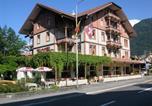Hôtel Interlaken - Bed & Breakfast Sonne Interlaken-Matten-2
