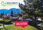 Location vacances Panchià - 'Casa Sofia' Dolomiti Affitti Cavalese-1