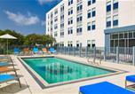 Hôtel Irving - Aloft Hotel Las Colinas-4