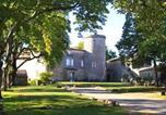 Hôtel Chomérac - Château de Liviers-1