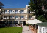 Hôtel Timmendorfer Strand - Hotel Parkfrieden-2